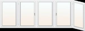 Цена на остекление балкона