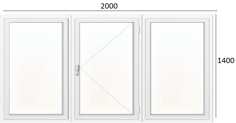 Рассчитать окна пвх калькулятор